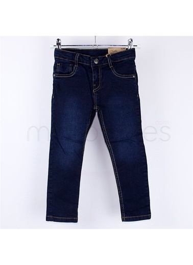 Losan Dar PaÇa 216 Yaş Koyu Erkek Çocuk Kot Pantolon Renkli